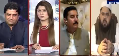 Tonight With Fareeha (PDM Ready For Long March?) - 21st October 2021
