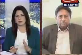 Tonight With Fareeha (Pervez Musharraf Exclusive Interview) – 27th February 2017