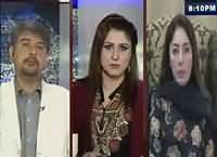 Tonight With Fareeha (Pervez Musharraf Issue) – 22nd March 2016