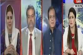 Tonight With Fareeha (PMLN Ki Adlia Per Tanqeed) – 8th March 2018