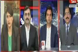 Tonight With Fareeha (PMLN Members Leaving Party) – 11th April 2018
