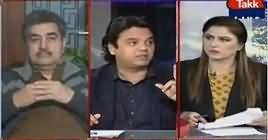 Tonight With Fareeha (PMLN Reaction on Nawaz's Arrest) – 25th December 2018