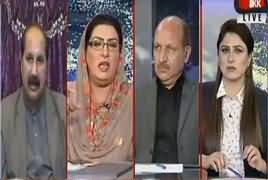 Tonight With Fareeha (PMLN Senate Election Se Out) – 22nd February 2018