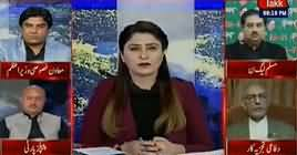 Tonight With Fareeha (PPP, PMLN Getting United Against Govt) – 12th March 2019