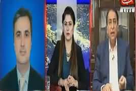 Tonight With Fareeha (PPP's Nadeem Afzal Chan Joins PTI) – 19th April 2018