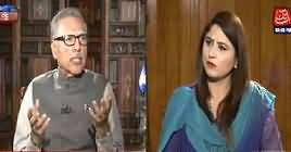Tonight With Fareeha (President Dr Arif Alvi Exclusive Interview) – 30th April 2019
