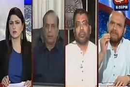 Tonight With Fareeha (Protests Against Sindh Govt in Karachi) – 7th April 2017