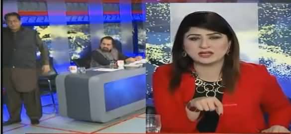 Tonight With Fareeha (PTI Angry on Javed Latif's Remarks) – 10th March 2017