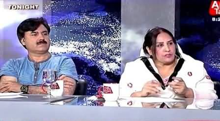 Tonight With Fareeha (PTI Leading Party in KPK Elections) – 1st June 2015