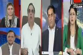 Tonight With Fareeha (PTI Vs PPP In Karachi) – 8th May 2018