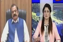 Tonight With Fareeha (Rana Sanaullah Exclusive Interview) – 6th November 2017