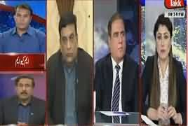 Tonight With Fareeha (Rao Anwar Arrested) – 21st March 2018