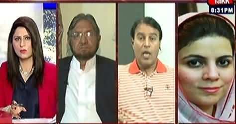 Tonight With Fareeha (RAW's Involvement in Pakistan) – 8th May 2015