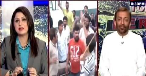 Tonight With Fareeha REPEAT (Farooq Sattar Exclusive Interview) – 25th Arpril 2015