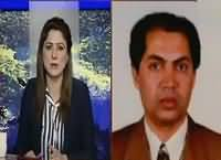 Tonight With Fareeha (Saif-ur-Rehman Role in LNG Deal) Part-2 – 29th February 2016