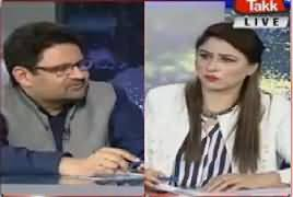 Tonight With Fareeha (Secretary Finance Exclusive Interview) – 27th March 2018