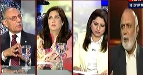 Tonight With Fareeha (Serious Allegations on MQM) – 30th April 2015