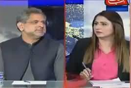 Tonight With Fareeha (Shahid Khaqan Abbasi Exclusive) – 27th March 2019