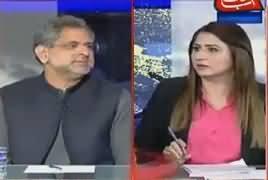 Tonight With Fareeha (Shahid Khaqan Abbasi Exclusive) – 27th March 2019