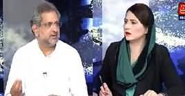 Tonight With Fareeha (Shahid Khaqan Abbasi Exclusive Interview) – 31st May 2019
