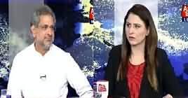Tonight With Fareeha (Shahid Khaqan Abbasi Exclusive) [REPEAT] – 22nd June 2019