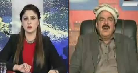 Tonight With Fareeha (Sheikh Rasheed Ahmad Exclusive Interview) – 13th December 2017