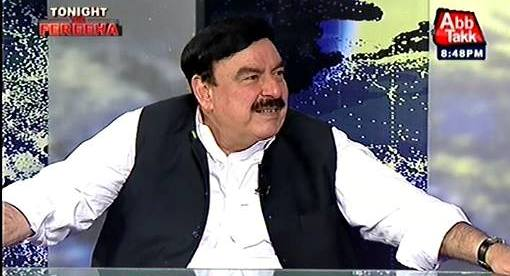 Tonight With Fareeha (Sheikh Rasheed Ahmad Exclusive Interview) – 19th August 2016
