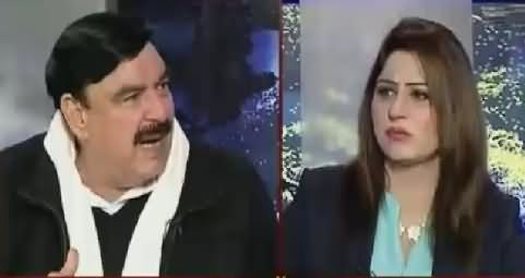 Tonight With Fareeha (Sheikh Rasheed Exclusive Interview) – 20th January 2016