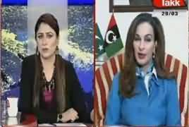 Tonight With Fareeha (Sherry Rehman Exclusive Interview) – 29th March 2018
