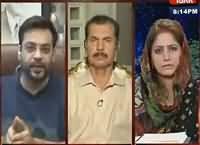 Tonight With Fareeha (Sindh Mein Bari Giraftariyan) – 15th July 2016