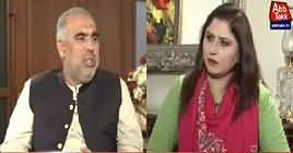 Tonight With Fareeha (Speaker NA Asad Qaiser Exclusive Interview) – 1st May 2019