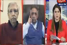 Tonight With Fareeha (Speaker Sindh Assembly Arrested) – 20th February 2019