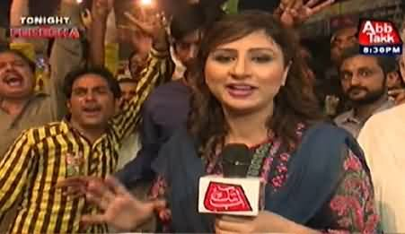 Tonight With Fareeha (Special Program From NA-122 Lahore) – 5th October 201