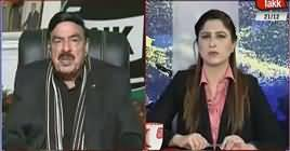 Tonight With Fareeha (Special Talk With Sheikh Rasheed) – 21st December 2018