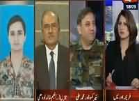 Tonight With Fareeha (Terrorist Attack on PAF Base) – 18th September 2015 – 10PM to 11PM
