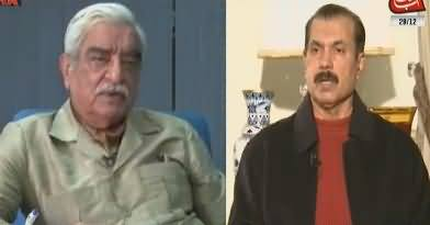 Tonight With Fareeha (War Against Terrorism) – 29th December 2017