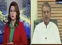 Tonight With Fareeha (Waseem Akhtar Exclusive Interview) – 25th December 2015