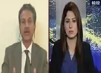 Tonight With Fareeha (Waseem Akhtar Exclusive Interview) – 2nd February 2016