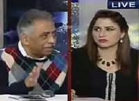 Tonight With Fareeha (Who Is Trying To Protect Corruption in KPK) – 10th February 2016