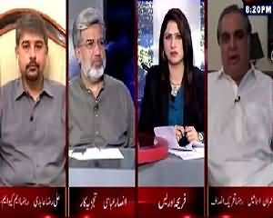 Tonight With Fareeha (Who Will Replace Altaf Hussain?) – 26th June 2015
