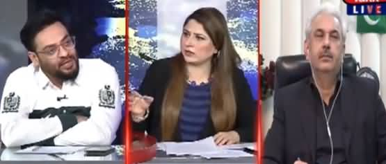Tonight With Fareeha (Why Amir Liaquat Disappointed With PTI) - 7th October 2021