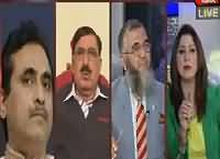 Tonight With Fareeha (Why MQM Angry on Rangers/) – 2nd October 2015