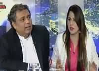 Tonight With Fareeha (Will Govt Allow Imran Khan) – 17th October 2016