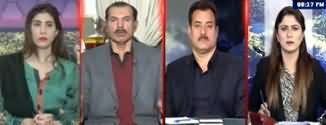 Tonight with Fereeha (Army Chief Extension Issue) - 16th December 2019