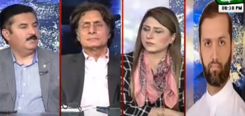 Tonight with Fereeha (Asif Zardari Ka Nawaz Sharif Ki Wapsi Ka Mutalba) - 16th March 2021