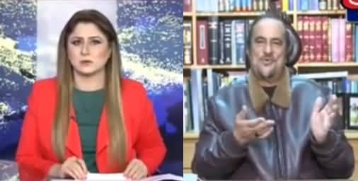 Tonight with Fereeha (Babar Awan Exclusive Interview) - 17th December 2020