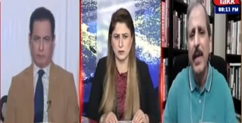 Tonight with Fereeha (Broadsheet Report Exposed Bureaucracy) - 1st April 2021