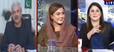 Tonight with Fereeha (Captain Safdar's Arrest Issue) - 20th October 2020