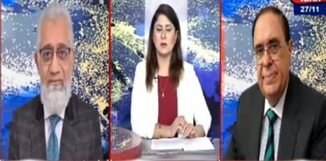 Tonight with Fereeha (Coronavirus Cases Increasing) - 27th November 2020