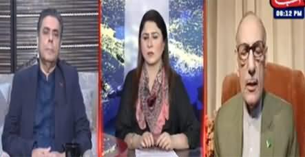 Tonight With Fereeha (Cracks in PDM on Nawaz Sharif's Narrative) - 11th November 2020